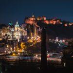 Edinburgh in the might